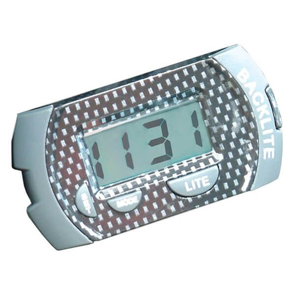 Bike It Digital LCD Clock