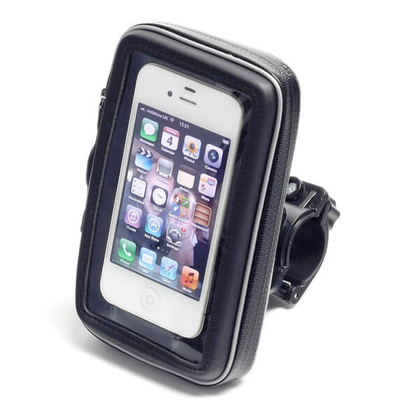 Bike It Bar-Mounted Smartphone Holder - 13.5x8cm