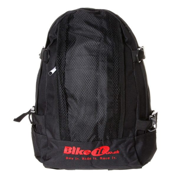 Bike It Luggage Rucksack - Black