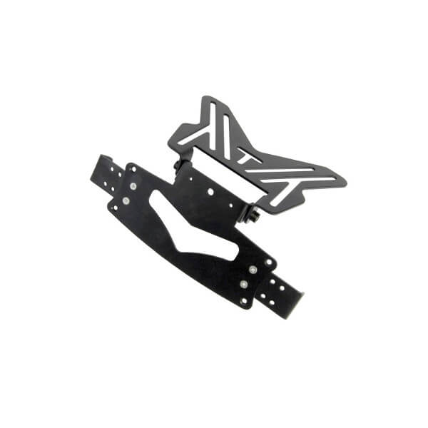 Bike It Number Plate Hanger Bracket Small