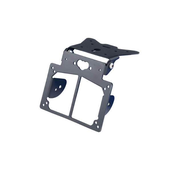 Bike It Number Plate Hanger Bracket