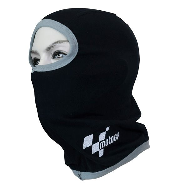 MotoGP Balaclava - Black/Grey