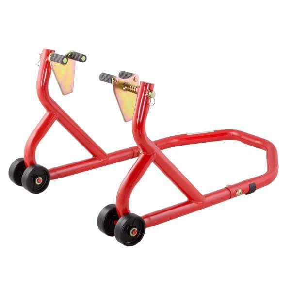 Biketek Front Paddock Stand Series 3 - Red