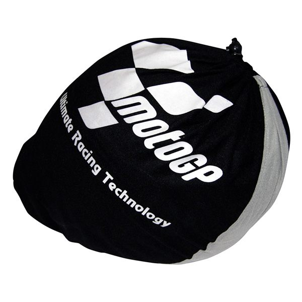 MotoGP Drawstring Helmet Bag - Black/Grey
