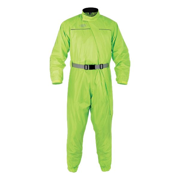 Oxford Rainseal Oversuit - Fluro Yellow
