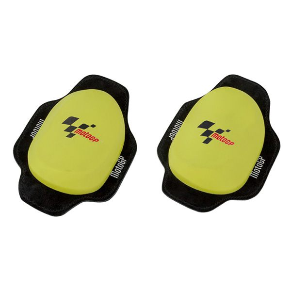 MotoGP Knee Slider - Yellow