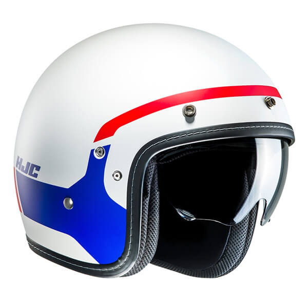 HJC FG-70s - Modik Red/White/Blue MC21SF