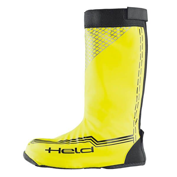 Held Over-boot Boot Skin Long - Fluo Yellow