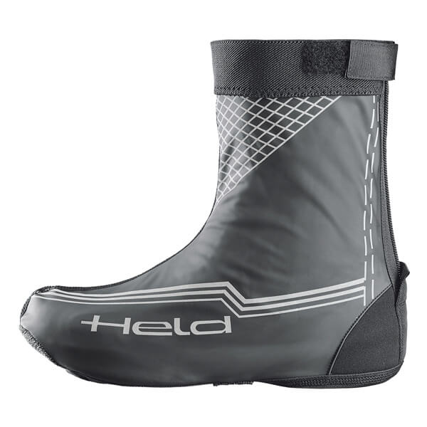 Held Over-boot Boot Skin Short - Matt Black
