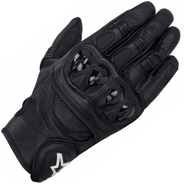 Alpinestars Celer Leather Gloves - Black