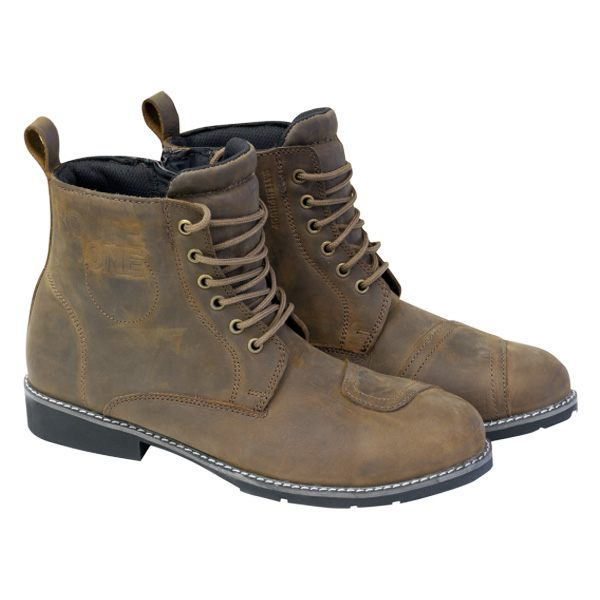 Merlin Ashton Boot - Brown