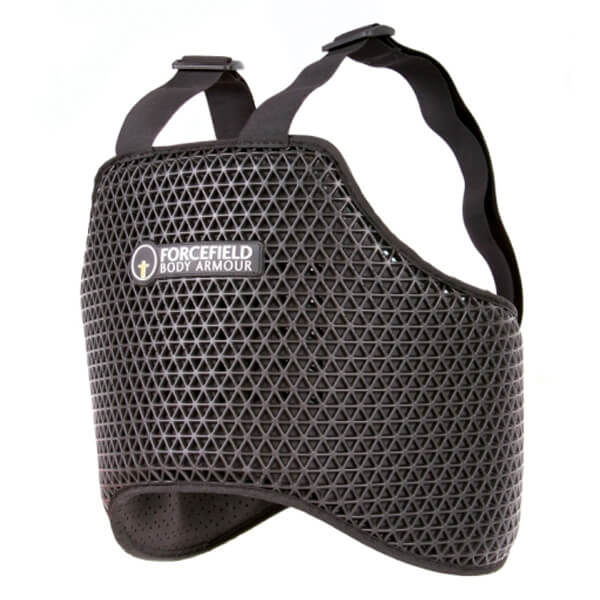 Forcefield Rib Protector V2 - Black/Orange