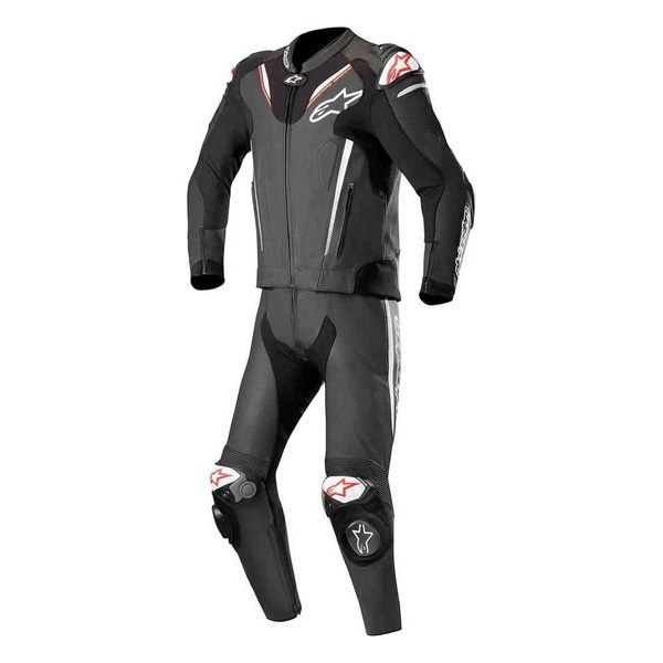 Alpinestars Atem V3 2Pce Leather Suit - Black/White