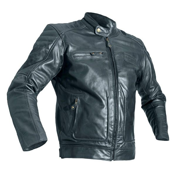 RST Roadster 2 CE Leather Jacket - Vintage Black