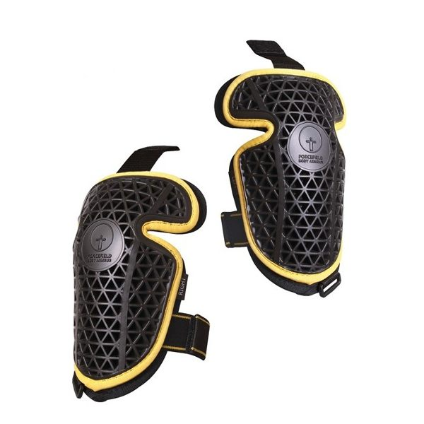 Forcefield EX-K Shoulder Protector - Black/Yellow