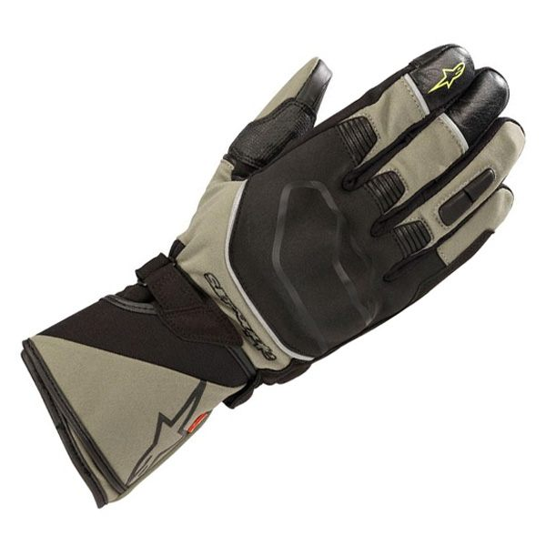 Alpinestars Andes Touring Outdry Glove - Military Green