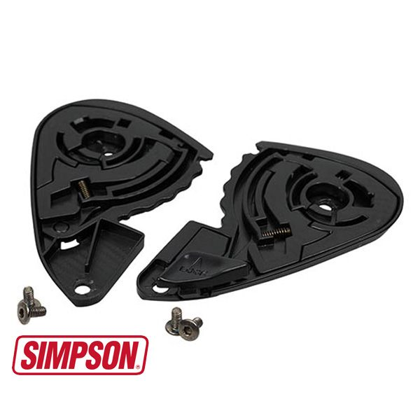 Simpson Venom Visor Fitting Kit