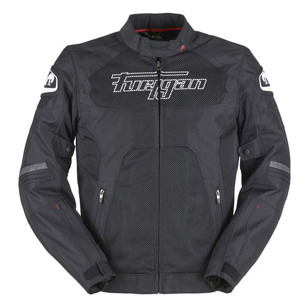 Furygan WB-07 2 in 1 Vented Mens CE Jacket - Black
