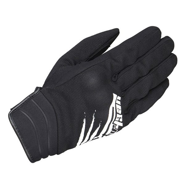 Furygan Cloud Mens CE Glove - Black/White