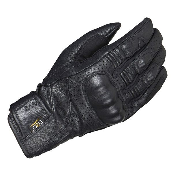 Furygan Vittorio Mens Leather CE Glove - Black