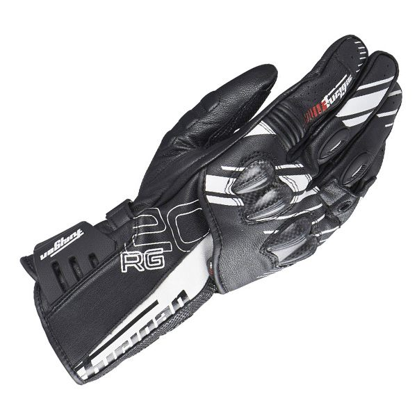 Furygan RG20 Mens CE Glove - Black/White