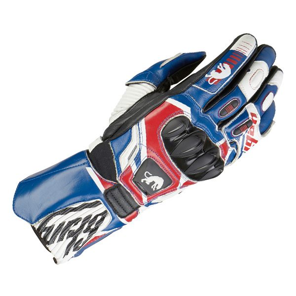 Furygan Fit-R 2 Mens CE Glove - Union Jack