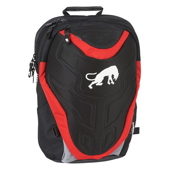 Furygan Fusion Rucksack - Black/Red