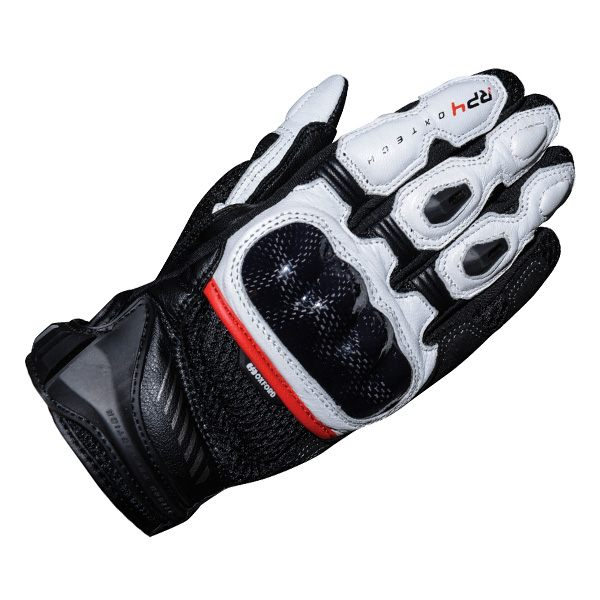 Oxford RP-4 Short Sports Glove - Black/ White