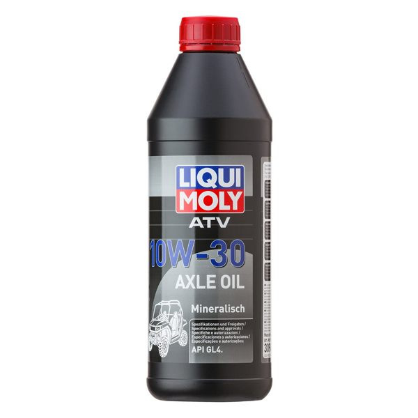 Liqui Moly Axle Oil 10W-30 Atv - 1L