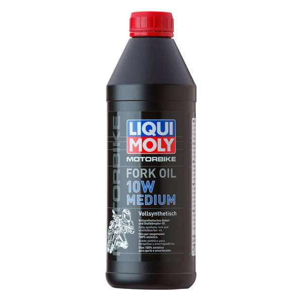 Liqui Moly Fork Oil 10W Medium - 500ml