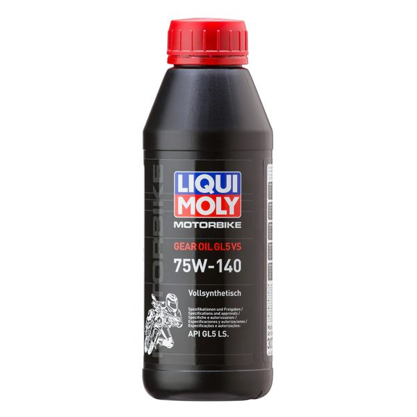 Liqui Moly Gear Oil Full Synth 75W-140 - 500ml