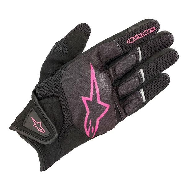 Alpinestars Atom Ladies Gloves - Black/Fuchsia