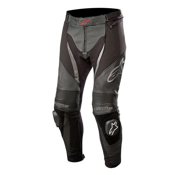 Alpinestars SP-X Leather Jeans - Black/Black