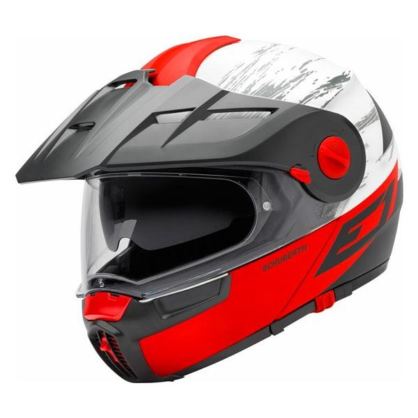 Schuberth E1 - Crossfire Red