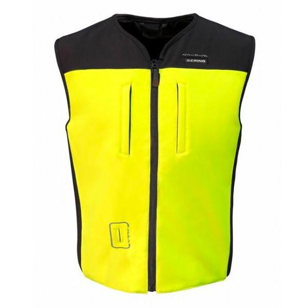 Bering C Protect Airbag Vest - Fluo Yellow