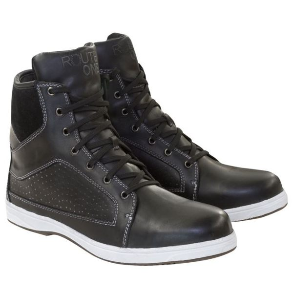 Route One Leroy Boots Mens - Black