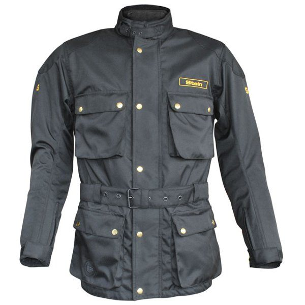 Stein STJ520 Heritage Jacket Mens - Black