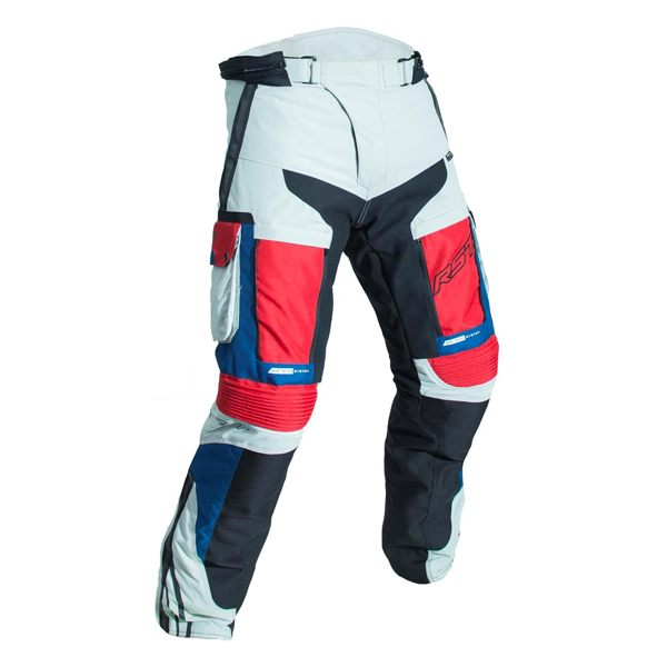 RST Pro Series Adventure 3 CE Trousers - Ice/Blue