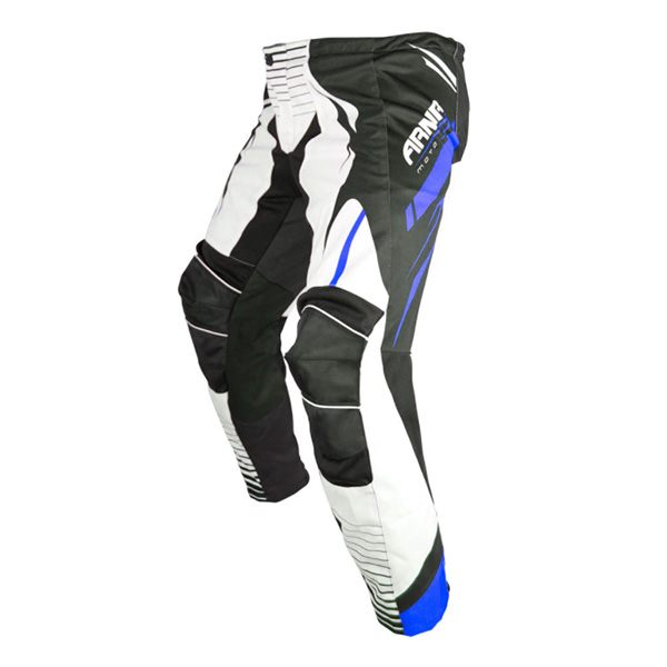 ARMR Moto PMX3 MX Trousers - Blue/White
