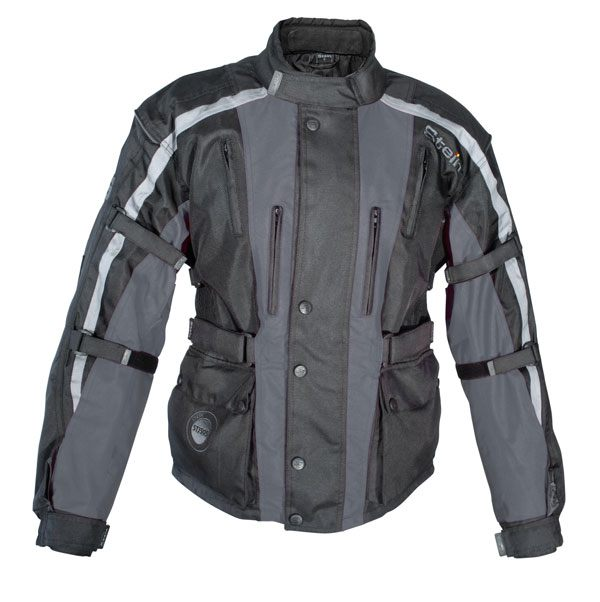 Stein Heated Jacket Ladies - Black/Anthracite