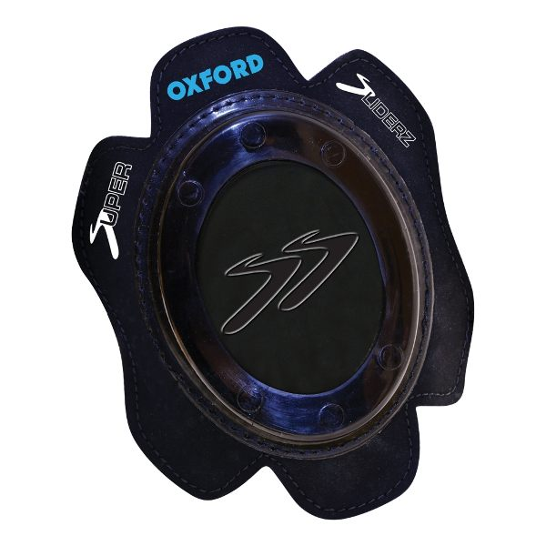 Oxford Rok Oval Knee Sliders - Black