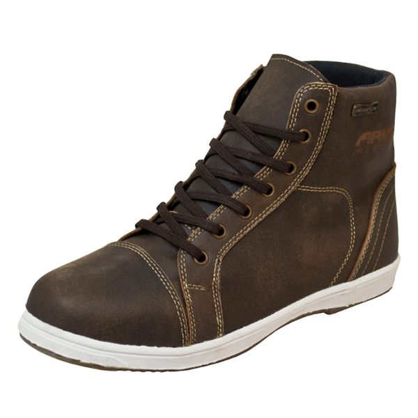ARMR Moto Nikko Casual Shoes - Light Brown
