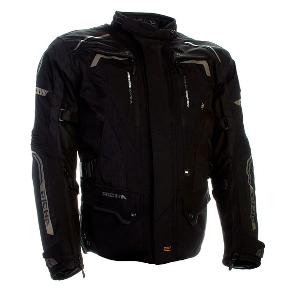 Richa Infinity 2 Waterproof Jacket - Black