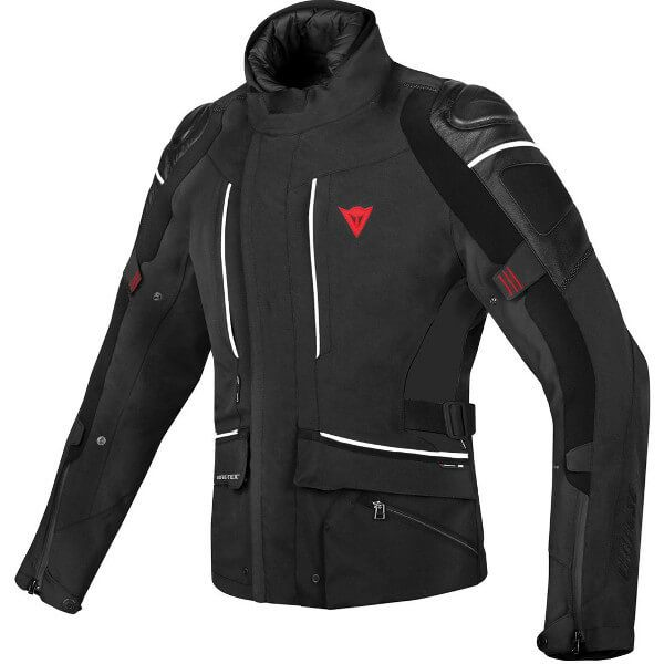 Dainese D-Cyclone Gore-Tex Jacket - Black/White