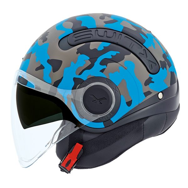 Nexx SX.10 Switch - Camo Blue