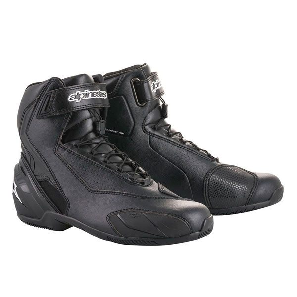 Alpinestars SP-1 V2 Shoes - Black/Black