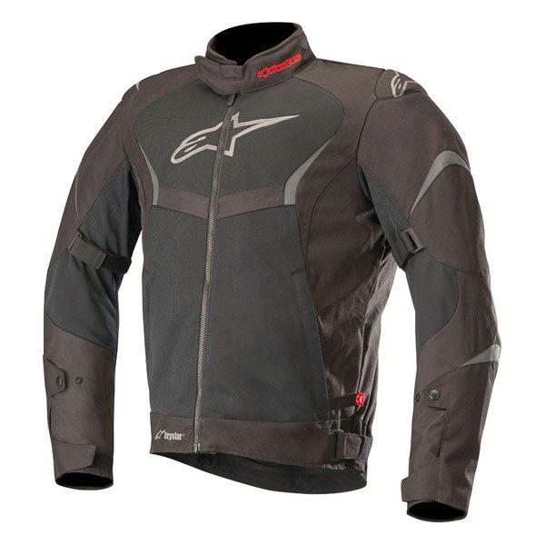 Alpinestars T-Core Air Drystar Jacket - Black/Black