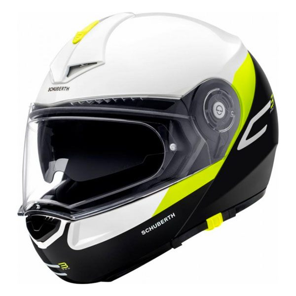 Schuberth C3 Pro - Gravity Yellow