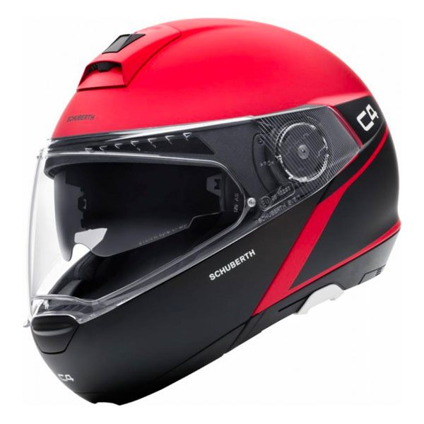 Schuberth C4 - Spark Red