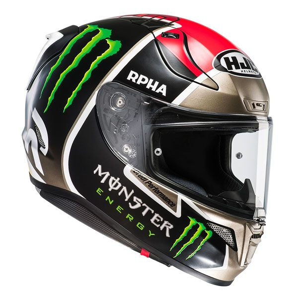 HJC RPHA-11 - Monster Jonas Folger MC1SF